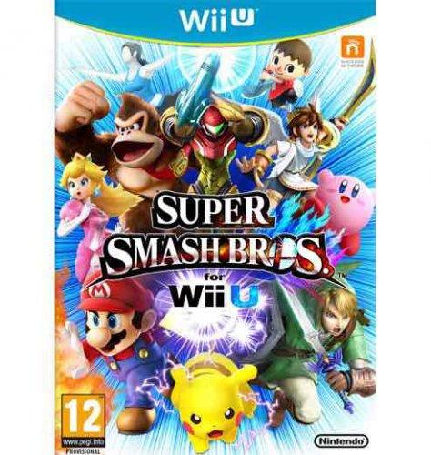 Super Smash Bros Wii U £35 @ Tesco