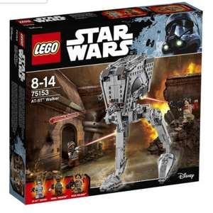 Lego Star Wars 75153 AT-ST Walker £36 @ amazon