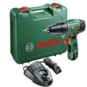 ** LIVE AT 12am 25th **Bosch PSR 1080 LI Cordless Lithium-Ion £38.35 @Amazon prime only
