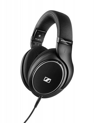 Sennheiser HD 598 Cs Around-Ear Closed Back Headphones - Black on Amazon