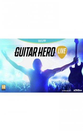 Guitar Hero Live (Wii U/PS3/360) £12.99 @ Argos