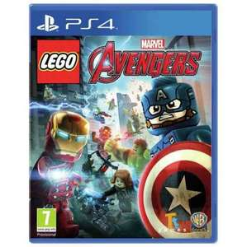 Lego Avengers PS4 @ Argos £12.99