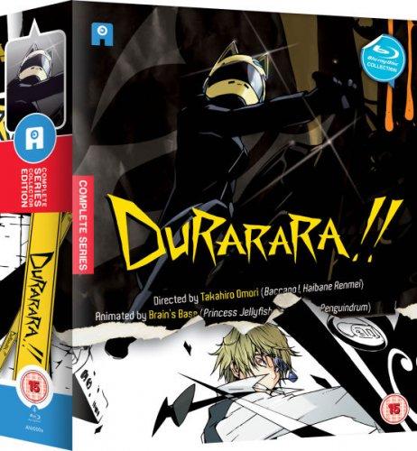 Durarara!! - Limited Edition Box Set Blu-ray  £12.99 @ Zavvi