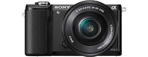 Sony A5000 ILCE5000L compact camera