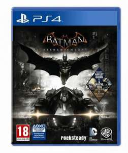 Batman Arkham Knight £12 at Tesco