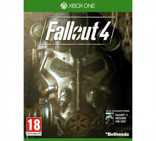 Fallout 4 (Inc Fallout 3) - Xbox 1 / PS4 - ShopTo.net