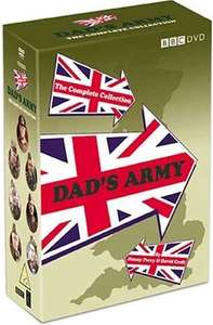 Dad's Army: The Complete Collection (DVD Boxset) £13.50 @ Tesco and Amazon