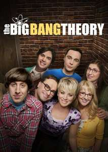 Big Bang Theory Series 1-9 BLU-RAY £29.99 with free delivery @ zavvi
