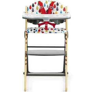 Toys R Us - Cosatto Waffle Highchair in Pitter Patter- better than half price £79.99