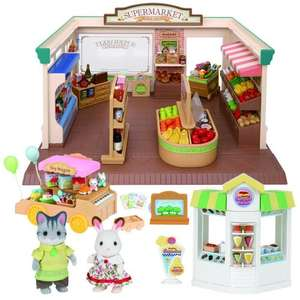 Sylvanian Families Supermarket Gift Set £24.99 @ Amazon