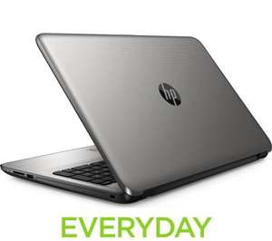 "HP 15.6"" Laptop with Latest 7th Gen Intel® Core™ i5 Processor - Silver at Currys PC World £399"