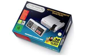 Nintendo Classic Mini NES & Speak out Collect in 4 days £49.99 @ Argos