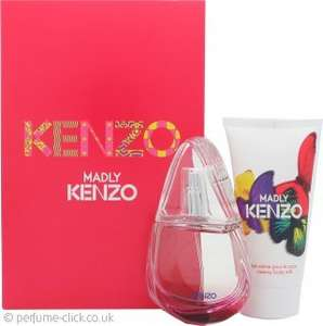 Madly Kenzo Gift Set £13.75 at Perfume Click (lots of other discounts too).