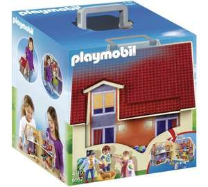 Playmobil 5167 Take Along Dollhouse £14.99 Argos Instore collection only.