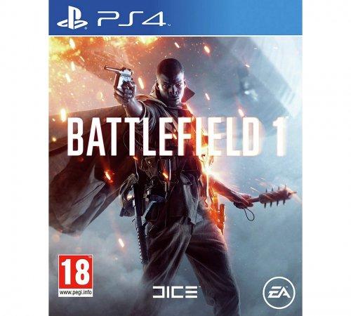 Battlefield 1 ps4 £32.99 @ argos