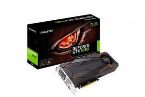 Gigabyte Nvidia GeForce GTX 1080 Turbo OC 8GB GDDR5X Graphics Card £499.98 @ Ebuyer