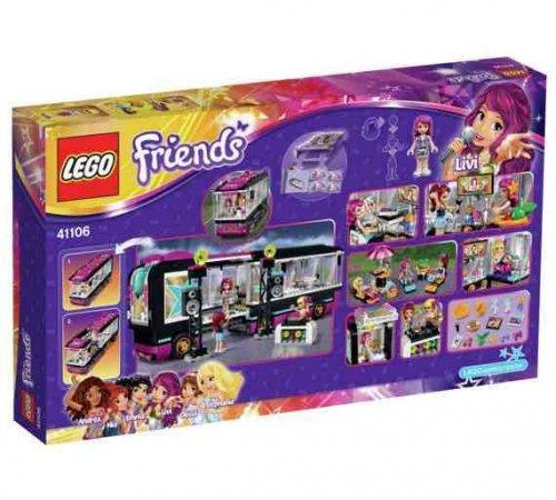 lego friends pop star tour bus - £17.49 @ Argos