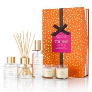 Sanctuary Christmas gifts 3 for 2 @ Sanctuary.com until Dec 1st. Free delivery over £25