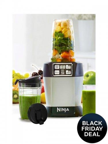 Nutri ninja with auto IQ BL480UK blender @Very £59.99