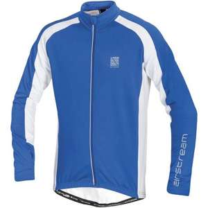 Altura Airstream Long Sleeve Cycling Jersey - Merlincycles (£24.95)