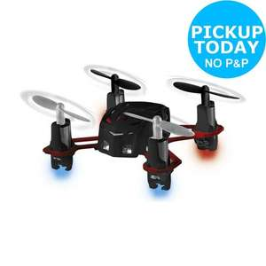 Revell Control Nano Quadcopter Drone Black. From the Official Argos Shop £14.99 was £29.99 (Free C&C)