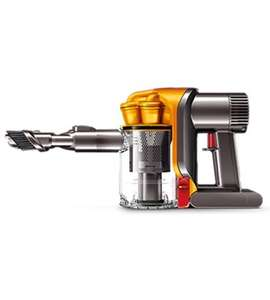 Dyson DC34 Handheld £89 Black Friday deal from Dyson.co.uk (2 year g'tee)