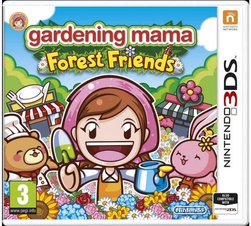 Gardening Mama Forest Friends Nintendo 3DS Game £7.99 @ Argos