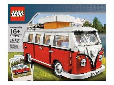 Lego Volkswagen T1 Camper Van plus free Lego Snow Globe - £63.99 @ LEGO