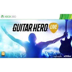 GUITAR HERO LIVE XBOX 360 £14.99 at Game