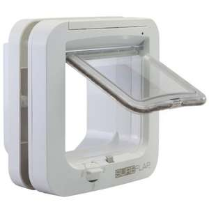 Sureflap Microchip Cat Flap £39.99 @ Amazon