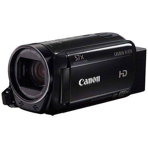 Canon LEGRIA HF R78 - £199.95 @ John Lewis