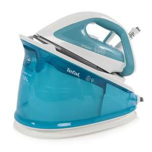 Tefal GV6720 Effectis Steam Generator Iron - Green [Energy Class A] - £59 @ Amazon
