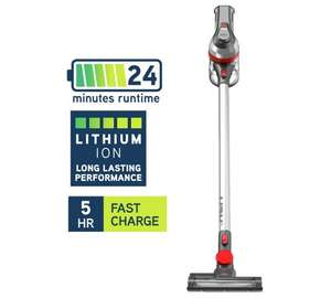 Vax Cordless Slim Vac Pet 22.2V Vacuum Cleaner TBTTV1P1 LESS THAN HALF PRICE £94.99. WAS £249.99 ARGOS (FREE C+C)