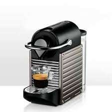 Krups Nespresso Pixie Titanium £69.95 with free pod stand and £45 off capsules @ECookshop