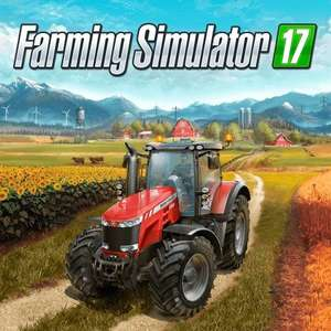 Farming Simulator 17 at PSN for £29.99