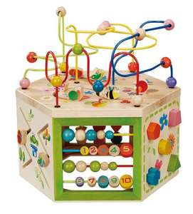 EverEarth 7 in 1 Garden Activity Cube £54.99 at Tesco Direct