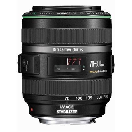 Canon EF 70-300mm f4.5-5.6 DO IS USM Lens  £499.97  @ParkCameras