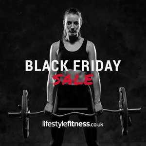 BOGOF @ lifestyle fitness 2 years membership for the price of 1 year - £275.88 = £11.50 per month