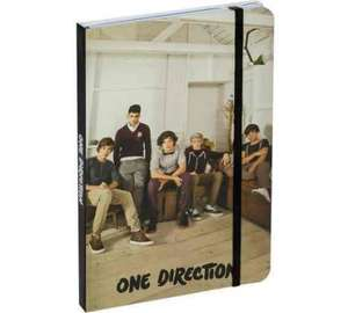 One Direction 9p notebook Argos