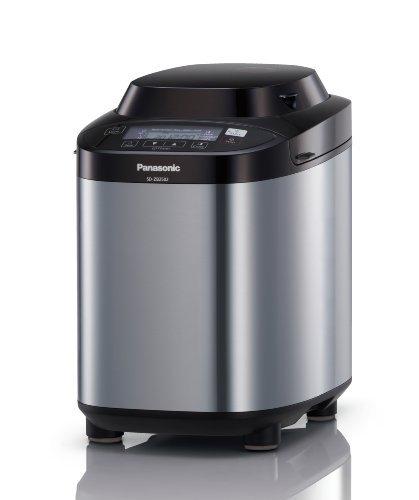 Amazon Panasonic SD-ZB2502BXC Stainless Steel Bread Maker with Nut / Raisin Dispenser £99 Amazon
