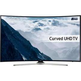 Samsung 40 UE40KU6100 Curved 4K UHD HDR Ready Smart TV - £399 Game