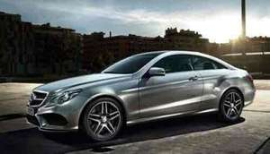 Mercedes-Benz E Class Coupe E200 AMG Line Edition 2dr 7G-Tronic [2017] lease £6600 selectcarleasing