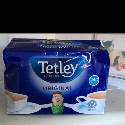 Tetley Teabags 240 £2.99 @ Co-Op