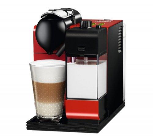 Nespresso Lattissima + £99.99 + £75 Nespresso voucher @ Currys plus Quidco