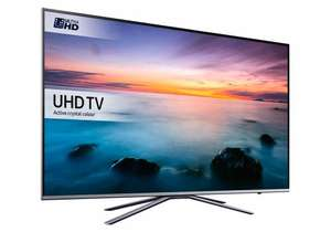 "Samsung UE49KU6400U LED 4K Ultra HD Smart TV, 49"" with Freeview HD/Freesat HD and Built-In Wi-Fi at John Lewis for £549"