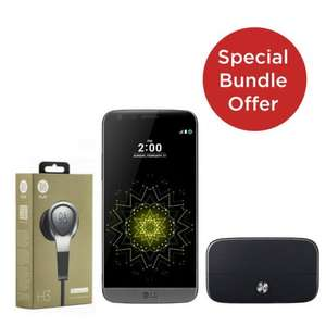 LG G5 SE H840 Factory Unlocked + B&O Bundle H3 + Hi-Fi @ Laptop Outlet eBay