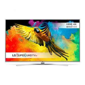 LG 49UH770V 49 inch Super Ultra HD 4K Smart TV - £629 on Amazon OR - 4.02% TCB = £603.71 HUGHES