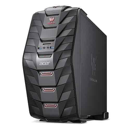 Acer Predator G3 Gaming Desktop PC G3-710 - £449 Black Friday