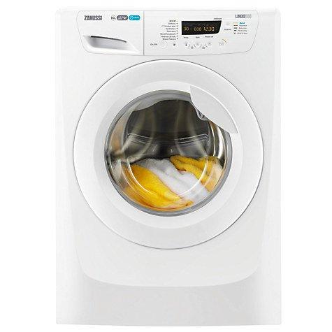 Zanussi ZWF01487W Freestanding Washing Machine, 10kg Load, A+++ Energy Rating, 1400rpm Spin, White £279 @ John Lewis + 2 year guarantee