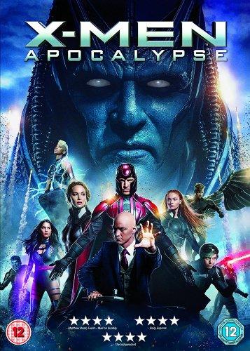 X-Men: Apocalypse [DVD] @ Amazon £6.99 (also Blu-Ray £9.99) + £1.99 non Prime (Amazon lightning deal)